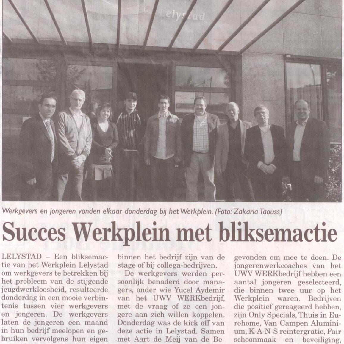 Flevopost-14-oktober-2009