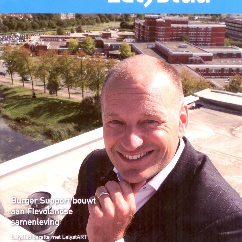 Magazine Lelystad 2011